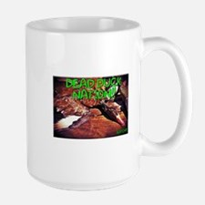 DEAD DUCK NATION!! Mugs