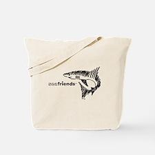 SeaFriends-Shark Tote Bag