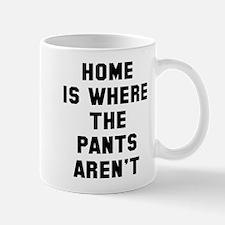 Home aren't Mug