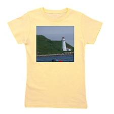George's Island & Lighthouse as seen fr Girl's Tee