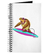 Surfing Turtle Journal