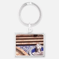 1515-1582. Founded the reformed Landscape Keychain