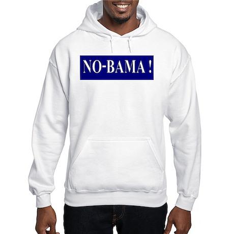 NO Bama Hooded Sweatshirt