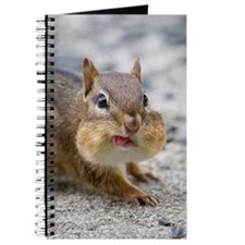 Funny Chipmunk Journal