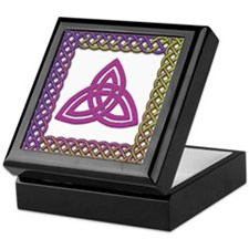 Celtic Symbol 2 Keepsake Box