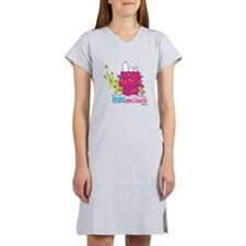 Snoopy: Home for the Holidays Women's Nightshirt