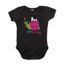 Snoopy: Home for the Holidays Baby Bodysuit