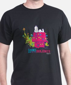 Snoopy: Home for the Holidays T-Shirt