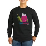 Peanuts gang Long Sleeve T-shirts (Dark)
