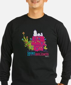 Snoopy: Home for the Holi T