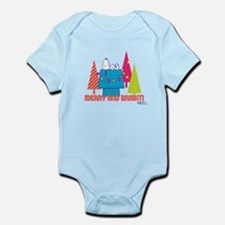 Snoopy: Merry and Bright Infant Bodysuit