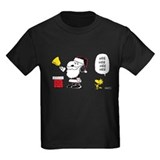 Peanuts christmas Kids T-shirts (Dark)