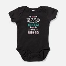 HALO AND HORNS SHIRT Body Suit