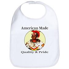 American Made Quality & Pride Bib