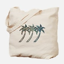 Cute Palm trees Tote Bag