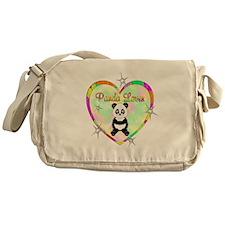 Panda Lover Messenger Bag