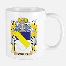 Carles Coat of Arms - Family Crest Mugs