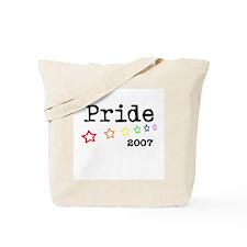 Pride 2007 Tote Bag