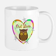 Owl Lover Mug