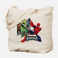 Sinister Six Tote Bag