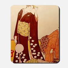 By Kiyonaga. 18th centtury AD. Japanrewo Mousepad
