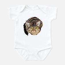 Maine Coon Cat Infant Body Suit