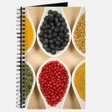 Colorful Spices Journal
