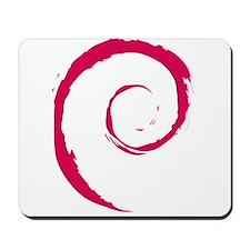 Debian Mousepad