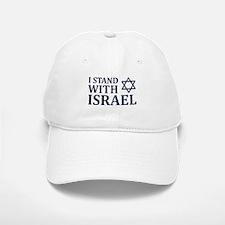 I Stand with Israel Baseball Baseball Cap