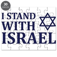 I Stand with Israel Puzzle