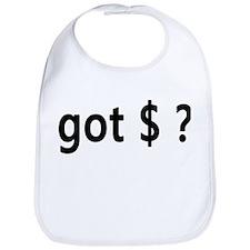 Got Money? Bib