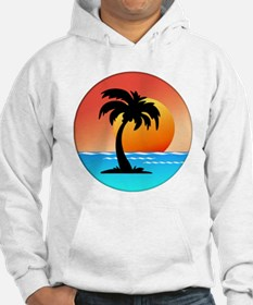 Funny Sunset Hoodie
