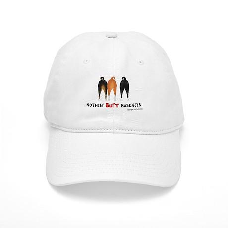 Nothin' Butt Basenjis Cap