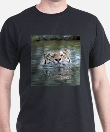 Tigers T Shirts, Shirts & Tees | Custom Tigers Clothing Cute Siberian Tiger Shirt