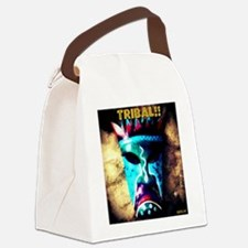 Cute Chicano Canvas Lunch Bag