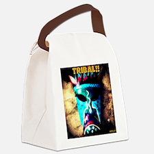 Cool Cultura Canvas Lunch Bag