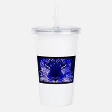 Cool Cats Acrylic Double-wall Tumbler