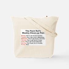 Pack Rat Tote Bag
