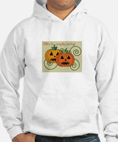 Fall Is For Pumpkin Carving! Hoodie