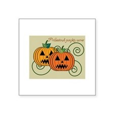 Professional Pumpkin Carver Sticker
