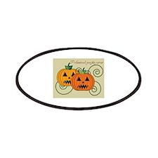 Professional Pumpkin Carver Patches