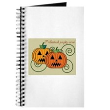 Professional Pumpkin Carver Journal