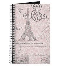 Unique Vintage wedding Journal