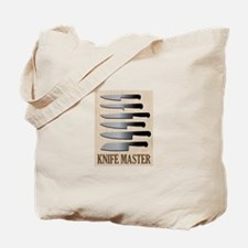 Knife Master Tote Bag