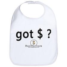 Got Money? Logo Bib