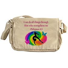 GYMNAST PHILIPPIANS Messenger Bag