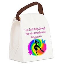 GYMNAST PHILIPPIANS Canvas Lunch Bag