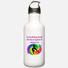 GYMNAST PHILIPPIANS Sports Water Bottle