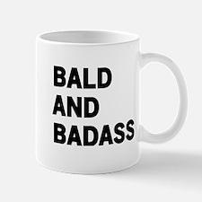 Bald and Badass Mugs