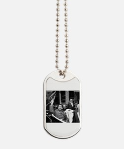 Selassie NY Parade Dog Tags